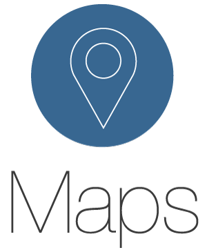 Icon of Maps